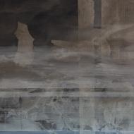 küstenfund II, Mischtechnik auf Lwd, 120x100